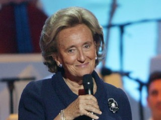 Bernadette Chirac picture, image, poster